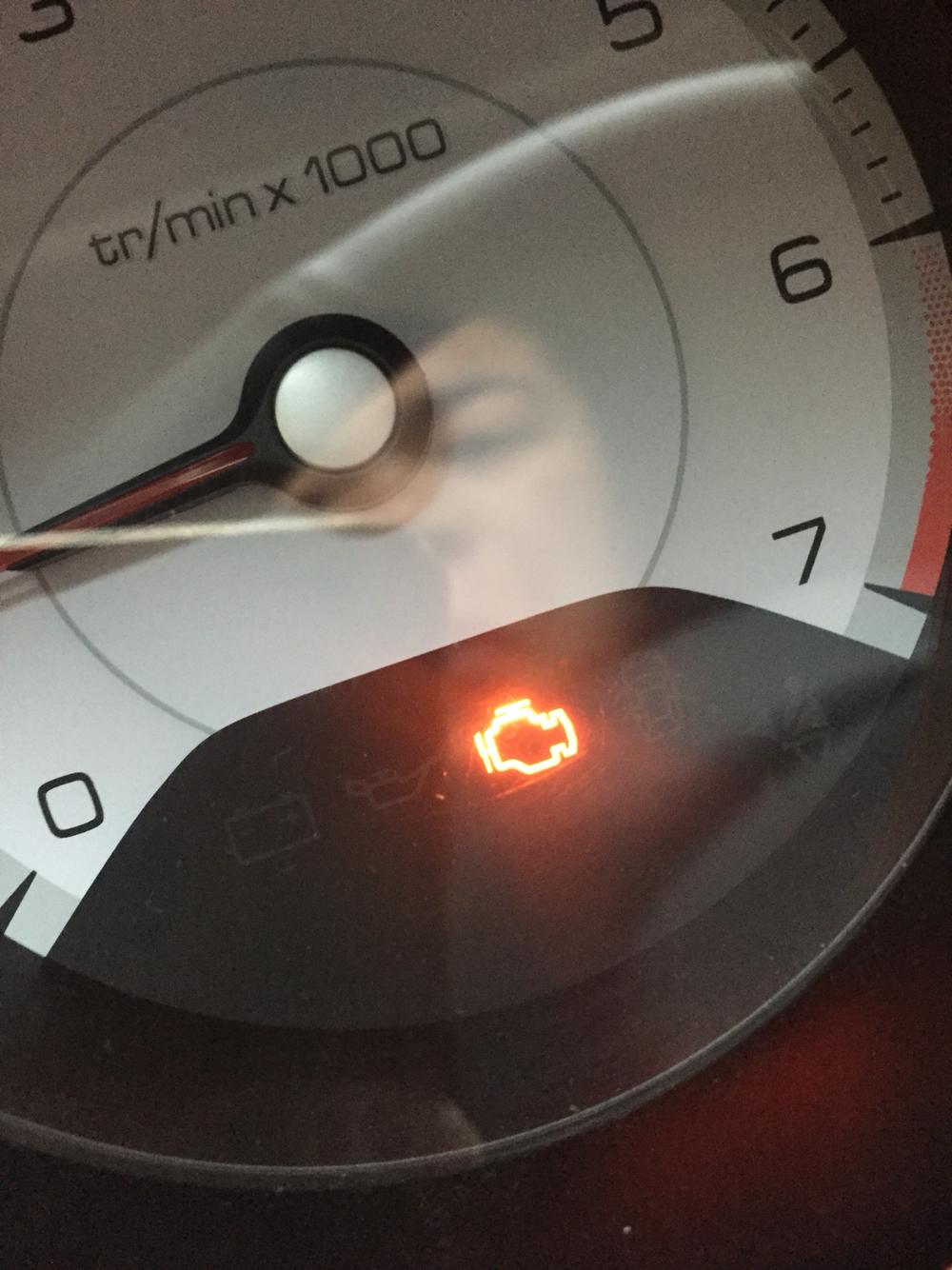 今早启动时发动机抖动,报故障,开了1公里后等红绿灯依然感觉有点抖动.