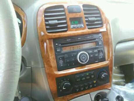 05年索纳塔收音机怎么拆下来