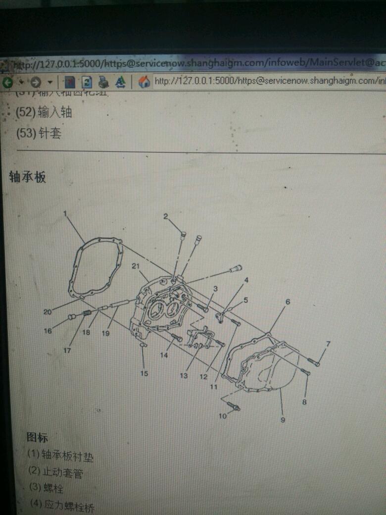 奥迪a6变速箱拆解图片 汽车图片