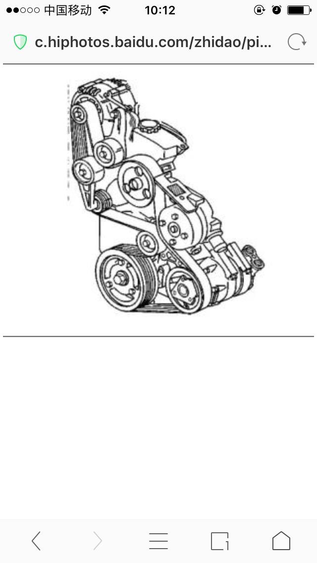 你好,请问别克gl8商务车皮带怎么安装呢,好多轮呀都绕